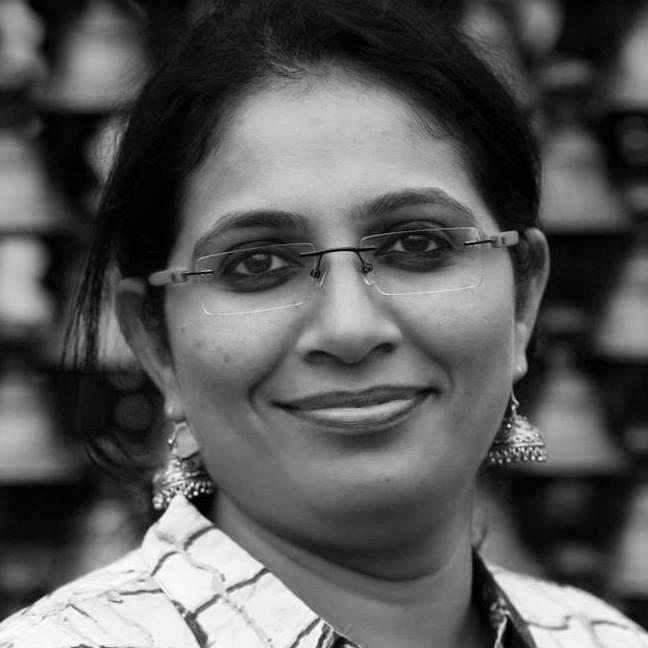 Bridget Paul Shibu is the Co-Director of India International Spiritual Art Festival