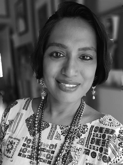 Kalki Subramaniam is the Director of India International Spiritual Art Festival